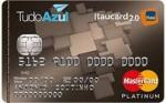 Cartão TudoAzul Itaucard Platinum