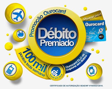 Promoção Débito Premiado do Banco do Brasil