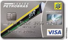 Conheça o cartão Petrobrás.