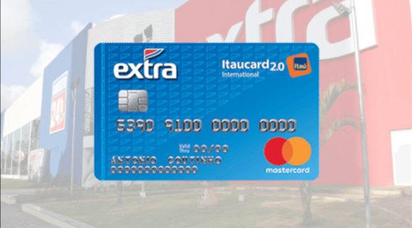 Conheça o cartão Extra Itaucard.