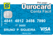 Cartão Conta Fácil Banco do Brasil