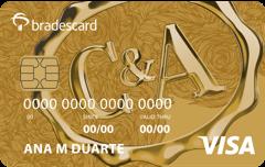Conheça mais sobre o cartão C&A Gold.