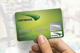 Conheça o Cartão FortBrasil